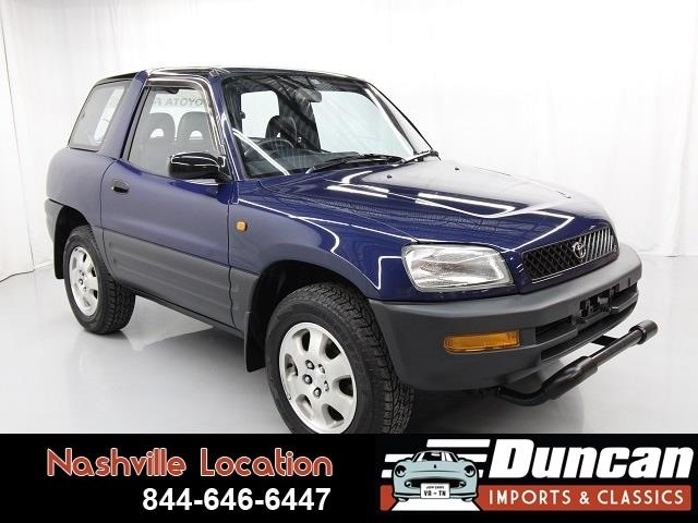 1994 Toyota Rav4 (CC-1276526) for sale in Christiansburg, Virginia