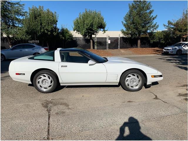 1991 Chevrolet Corvette (CC-1276538) for sale in Roseville, California