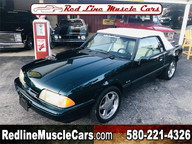 1990 Ford Mustang (CC-1276543) for sale in Wilson, Oklahoma