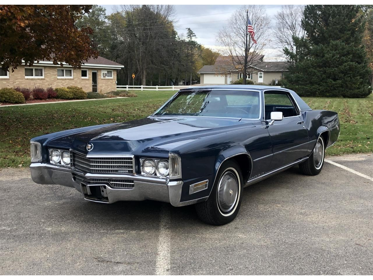 1970 Cadillac Eldorado (CC-1276546) for sale in Maple Lake, Minnesota