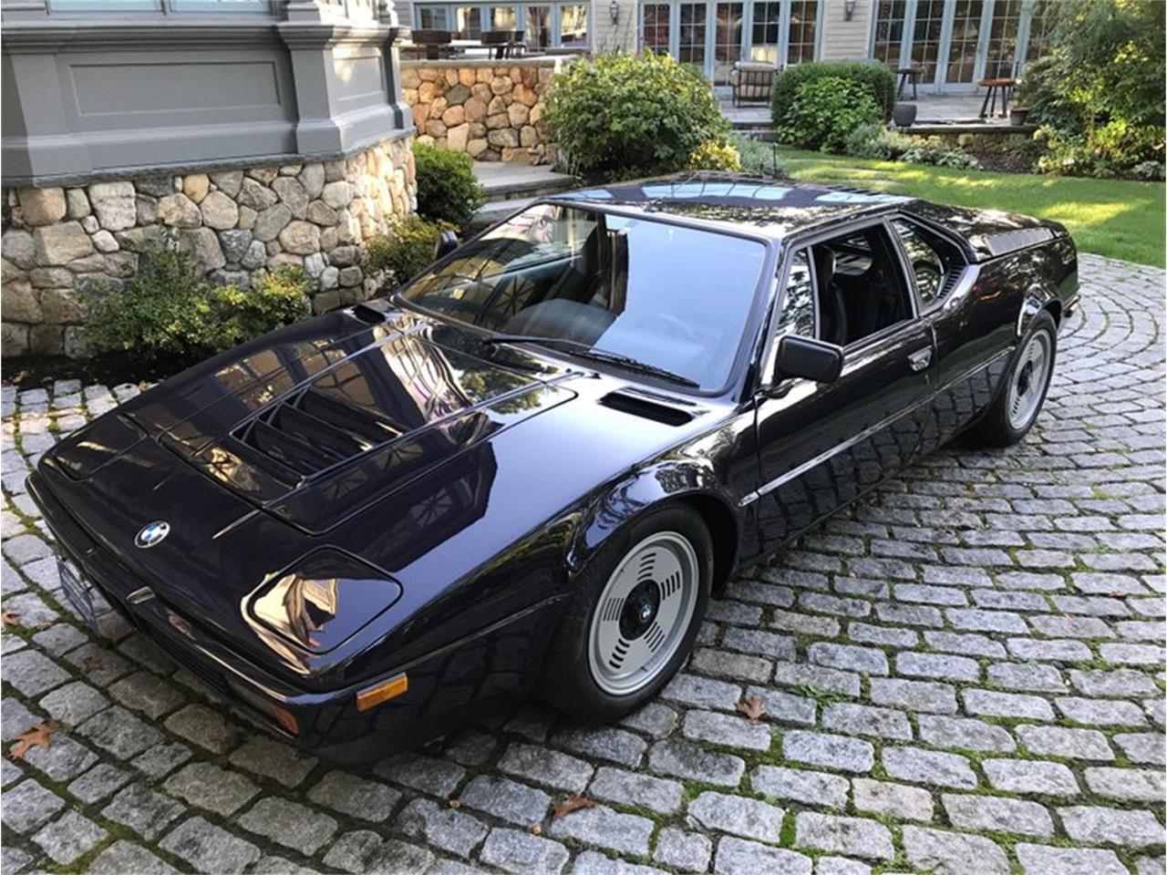 1981 BMW M1 (CC-1276547) for sale in Holliston, Massachusetts