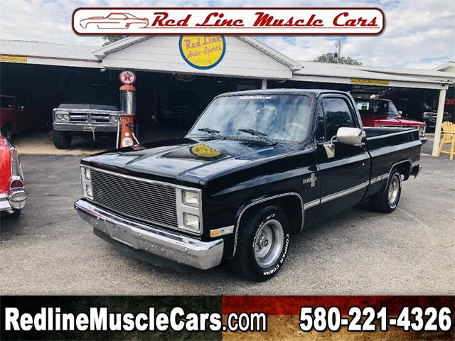 1987 Chevrolet Pickup (CC-1276548) for sale in Wilson, Oklahoma
