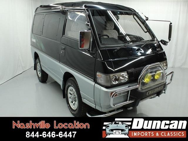 1992 Mitsubishi Delica (CC-1276549) for sale in Christiansburg, Virginia