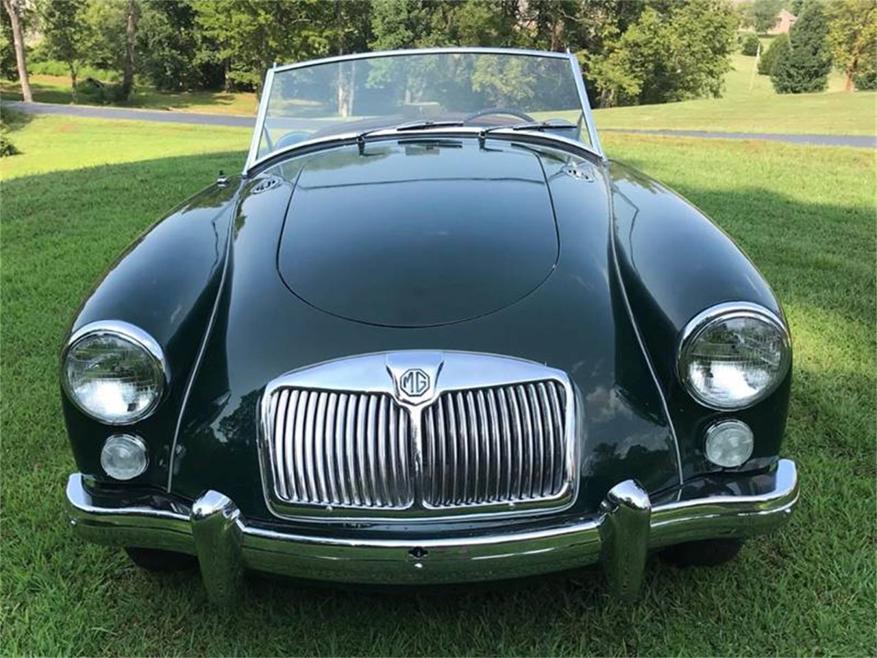 1960 MG MGA (CC-1276557) for sale in St Louis, Missouri