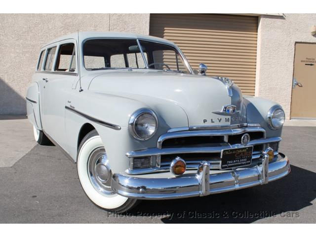1950 Plymouth Suburban (CC-1276561) for sale in Las Vegas, Nevada