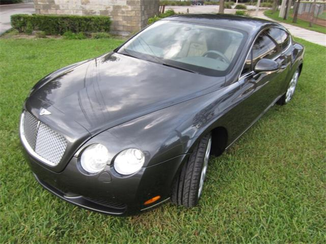 2007 Bentley Continental (CC-1276562) for sale in Delray Beach, Florida