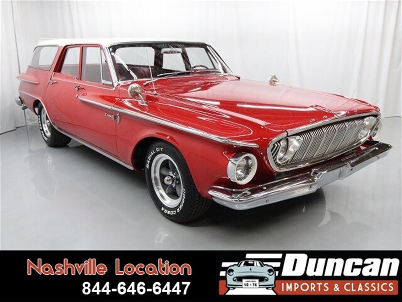 1962 Dodge Dart (CC-1276564) for sale in Christiansburg, Virginia