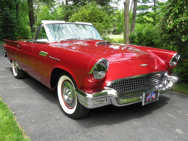 1957 Ford Thunderbird (CC-1276597) for sale in Shaker Heights, Ohio