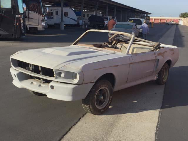1967 Ford Mustang (CC-1276599) for sale in Marina, California