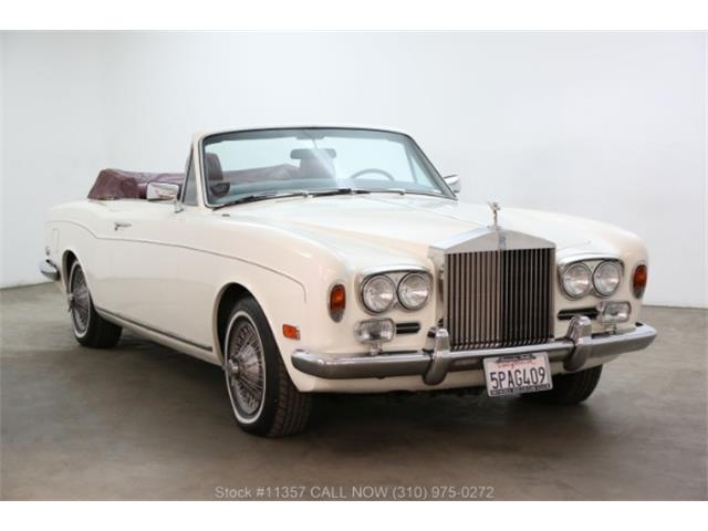 1972 Rolls-Royce Corniche (CC-1270066) for sale in Beverly Hills, California