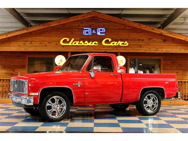 1982 Chevrolet Pickup (CC-1276606) for sale in New Braunfels, Texas