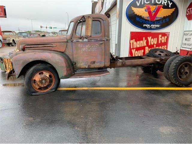 1946 Ford Pickup (CC-1270663) for sale in Cadillac, Michigan
