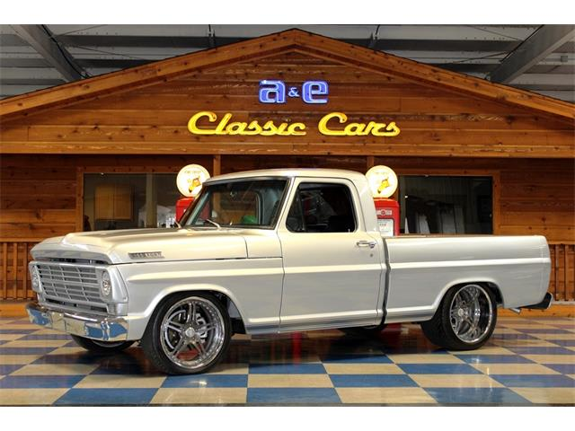1967 Ford F100 (CC-1276660) for sale in New Braunfels, Texas