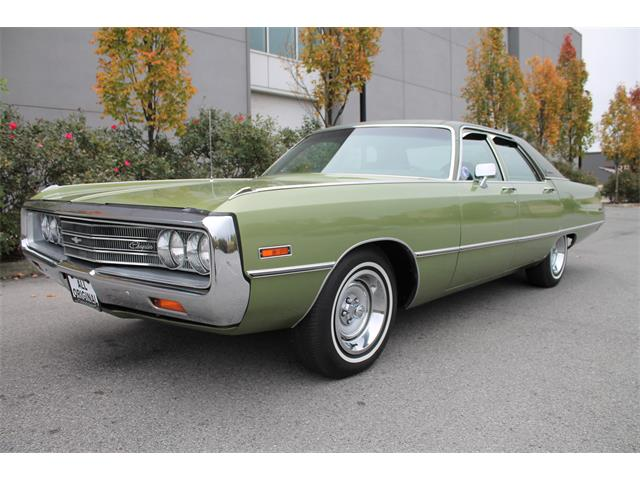 1971 Chrysler Newport (CC-1276662) for sale in Allentown, Pennsylvania