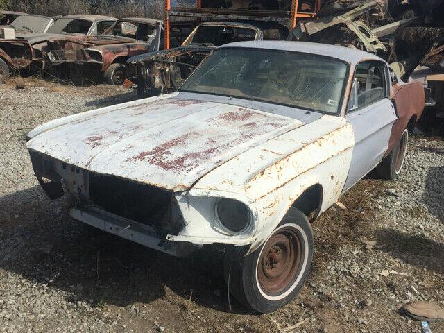 1968 Ford Mustang (CC-1276666) for sale in Marina, California