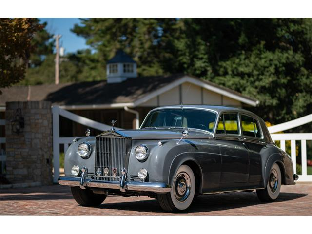 1958 Rolls-Royce Silver Cloud (CC-1276675) for sale in Monterey, California