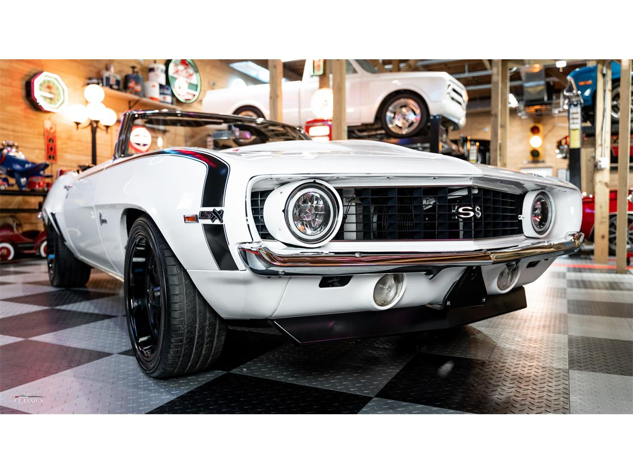 1969 Chevrolet Camaro (CC-1276678) for sale in Green Brook, New Jersey
