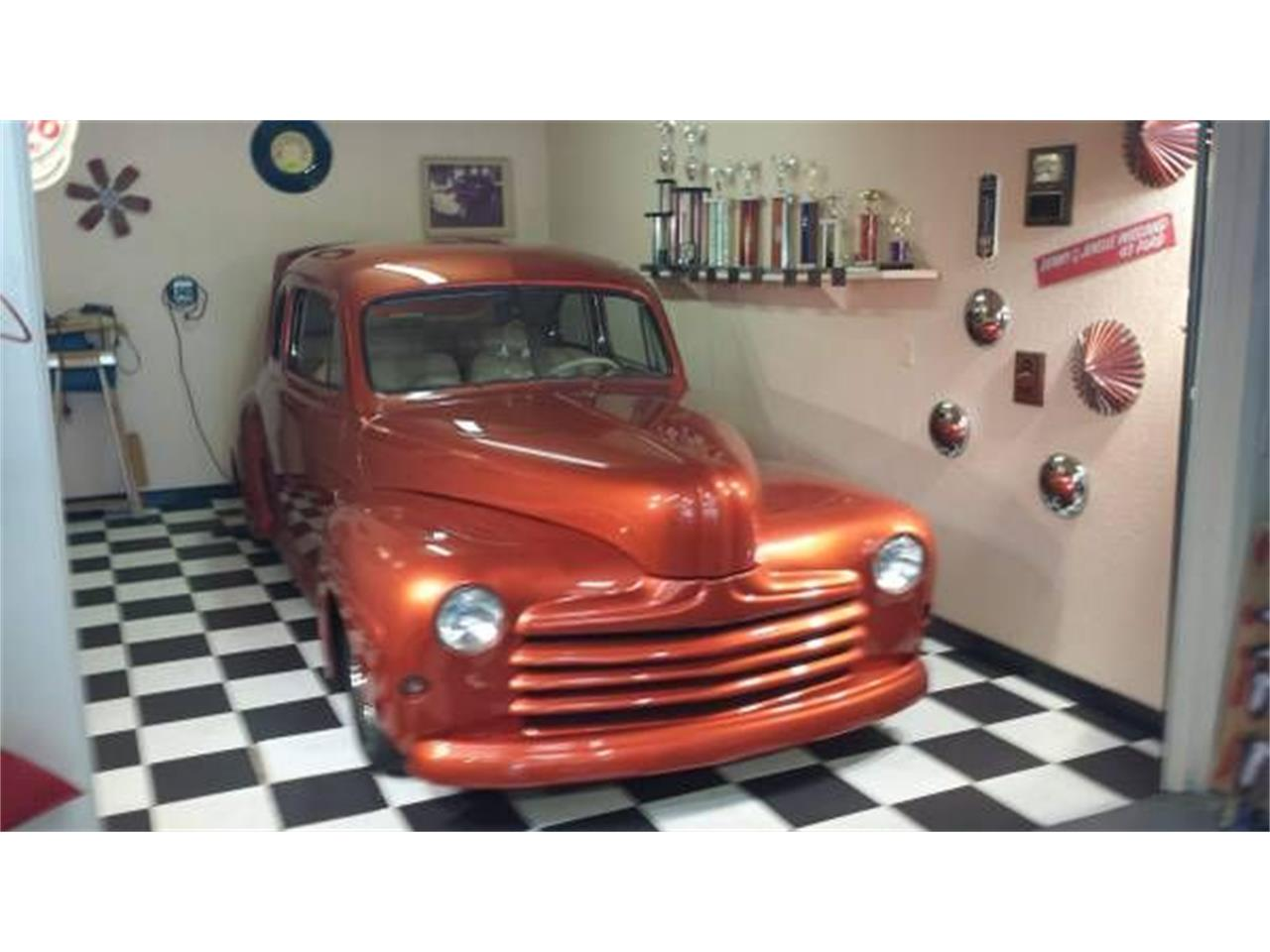 1947 Ford Coupe (CC-1270668) for sale in Cadillac, Michigan
