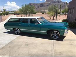 1967 Chevrolet Impala (CC-1270676) for sale in Cadillac, Michigan