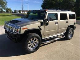 2005 Hummer H2 (CC-1270679) for sale in Cadillac, Michigan