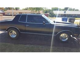 1980 Chevrolet Monte Carlo (CC-1270680) for sale in Cadillac, Michigan