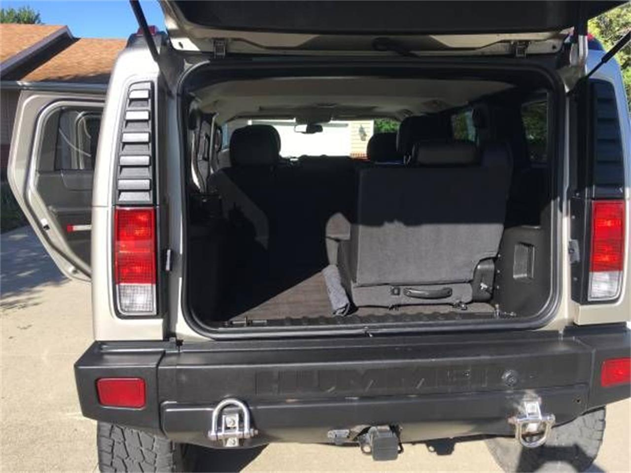 2005 Hummer H2 (CC-1270683) for sale in Cadillac, Michigan