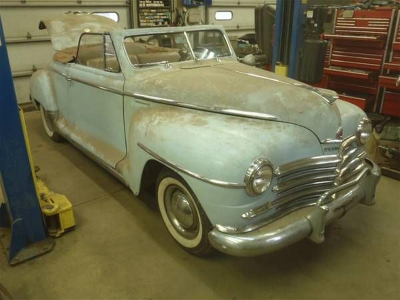 1947 Plymouth Special Deluxe (CC-1270689) for sale in Cadillac, Michigan