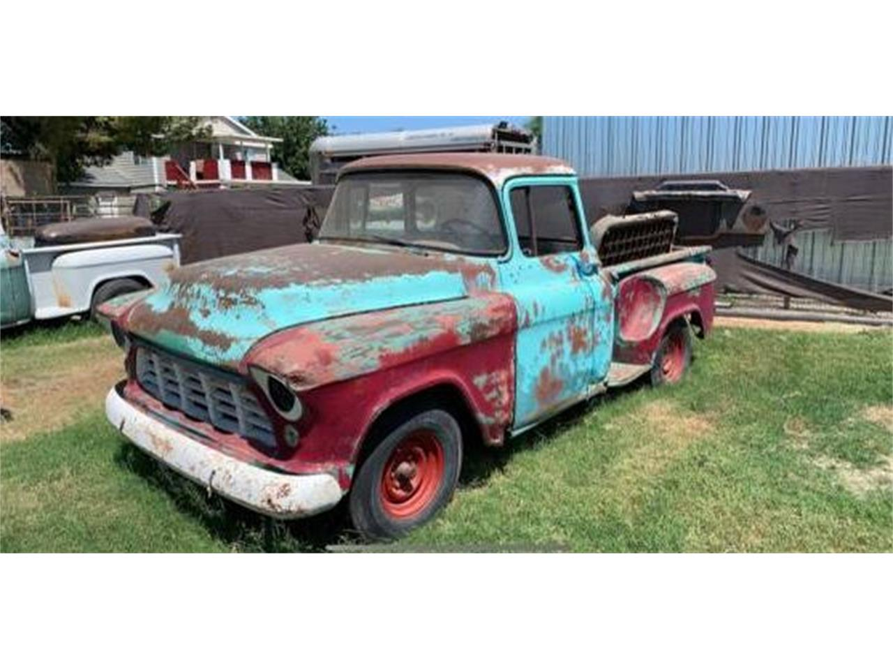 1955 Chevrolet Pickup (CC-1270690) for sale in Cadillac, Michigan