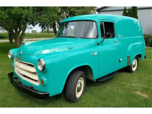1955 Dodge Town Panel (CC-1270692) for sale in Cadillac, Michigan