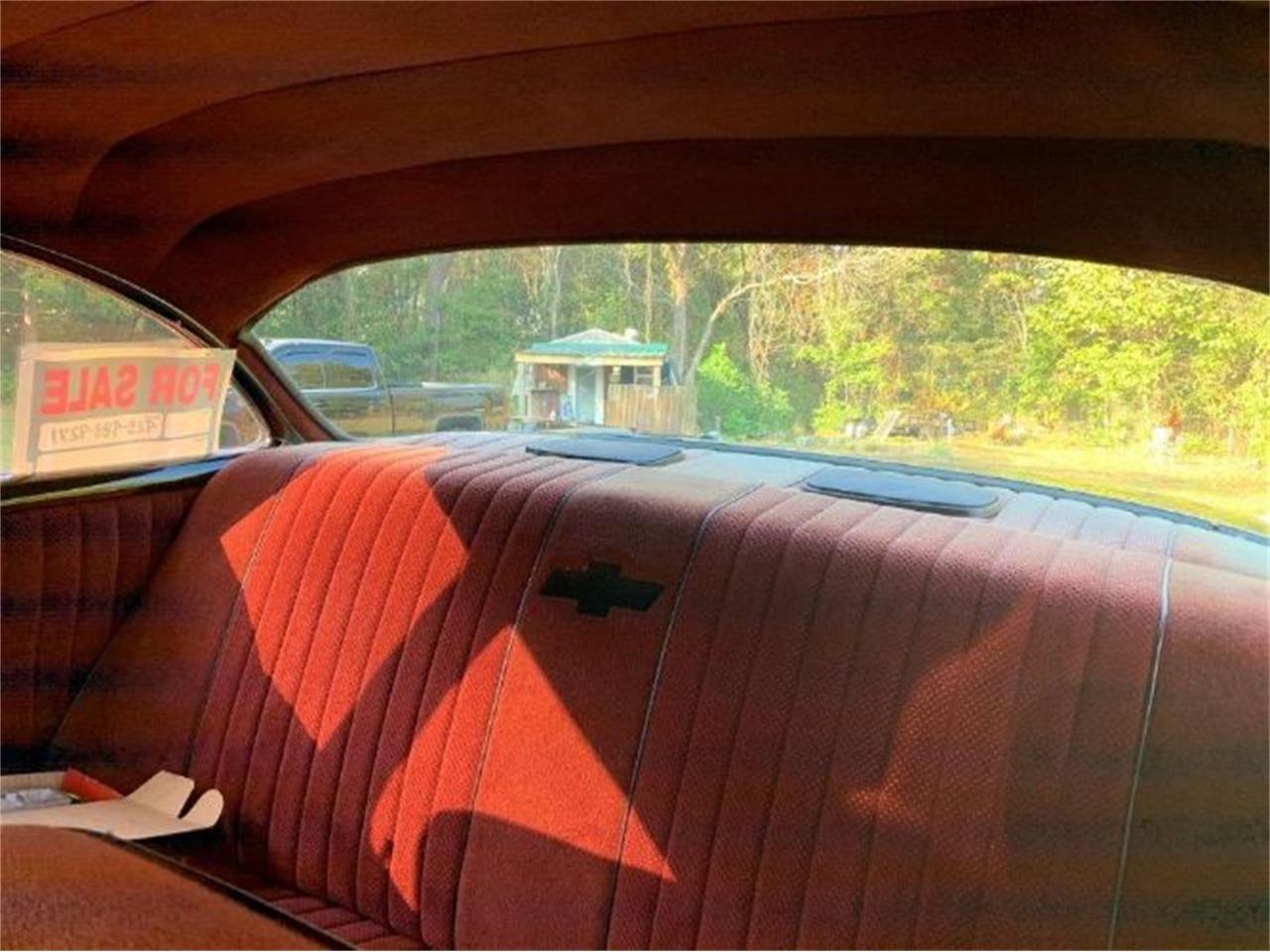 1956 Chevrolet Sedan (CC-1270007) for sale in Cadillac, Michigan