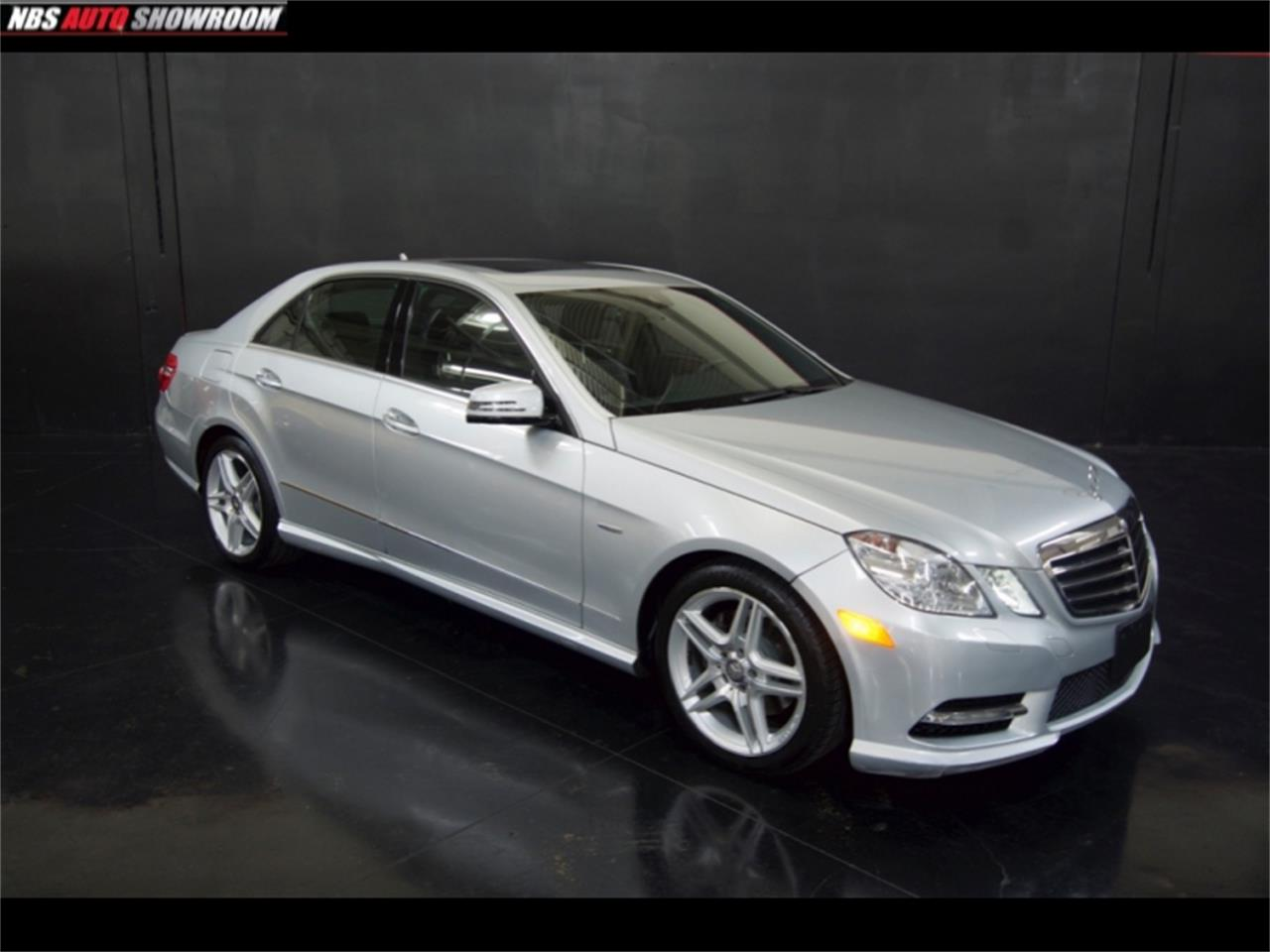 2012 Mercedes-Benz E-Class (CC-1270700) for sale in Milpitas, California