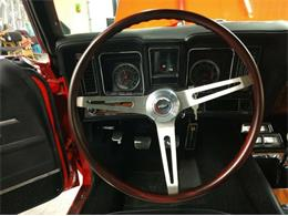 1969 Chevrolet Camaro (CC-1270704) for sale in Cadillac, Michigan