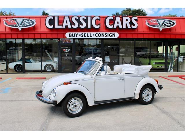 1979 Volkswagen Beetle (CC-1270071) for sale in Sarasota, Florida