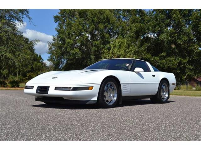 1991 Chevrolet Corvette (CC-1270072) for sale in Clearwater, Florida