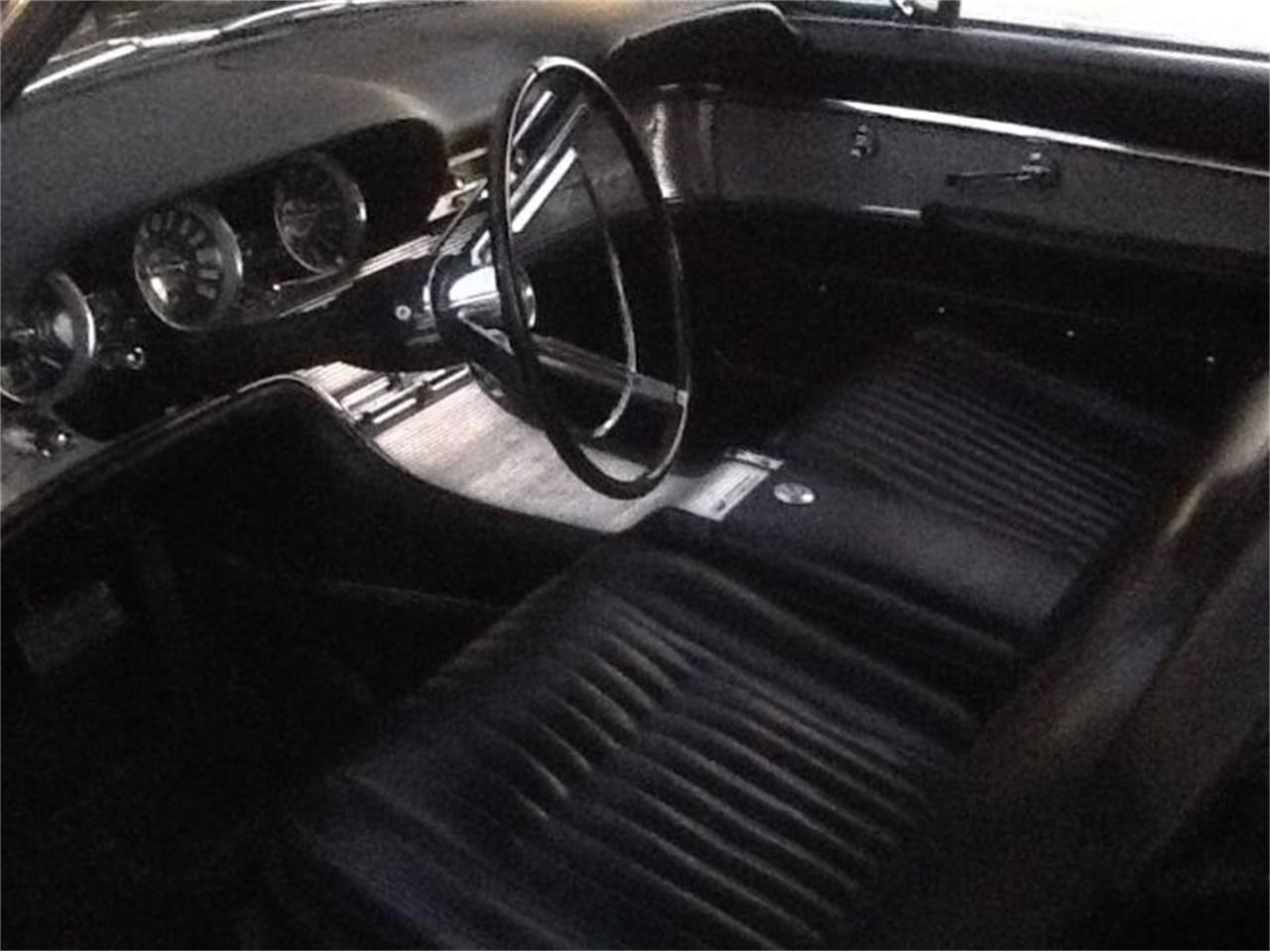 1962 Ford Thunderbird (CC-1270727) for sale in Cadillac, Michigan