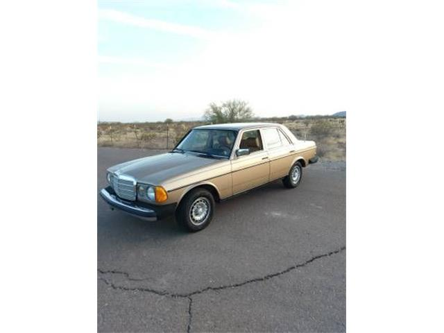 1983 Mercedes-Benz 300D (CC-1270729) for sale in Cadillac, Michigan