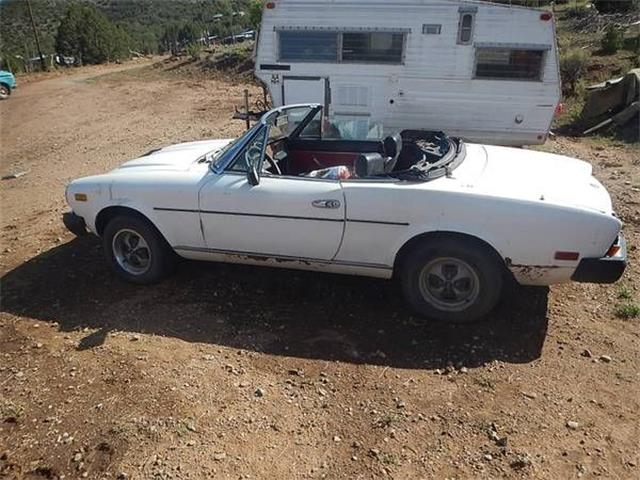 1979 Fiat Spider (CC-1270730) for sale in Cadillac, Michigan