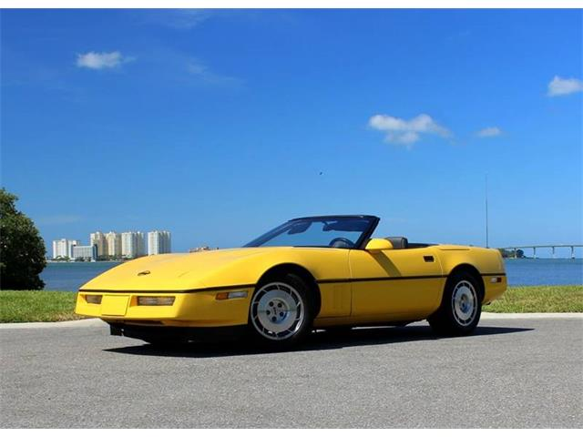 1986 Chevrolet Corvette (CC-1270074) for sale in Clearwater, Florida
