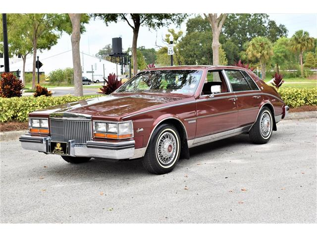 1982 Cadillac Seville (CC-1270766) for sale in Lakeland, Florida