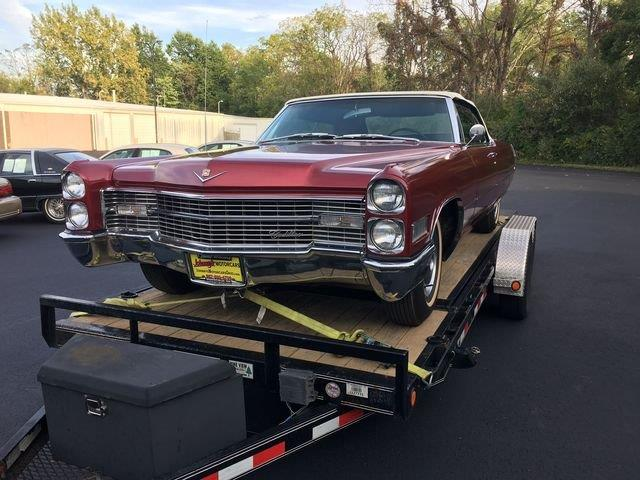 1966 Cadillac DeVille (CC-1270767) for sale in Lakeland, Florida