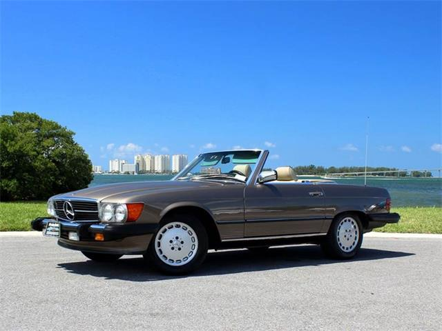 1989 Mercedes-Benz 560 (CC-1270077) for sale in Clearwater, Florida