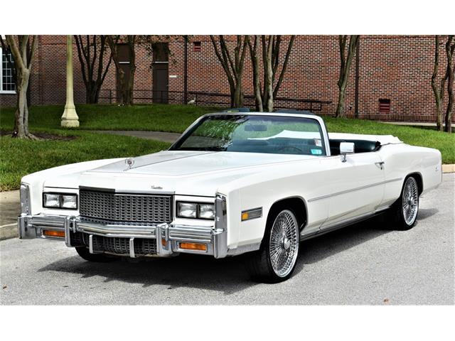 1976 Cadillac Eldorado (CC-1270770) for sale in Lakeland, Florida