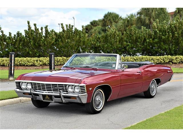 1967 Chevrolet Impala (CC-1270777) for sale in Lakeland, Florida