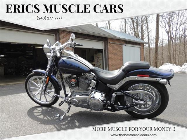 2007 Harley-Davidson Springer (CC-1270830) for sale in Clarksburg, Maryland