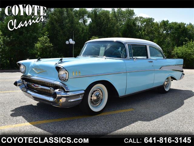 1957 Chevrolet Coupe (CC-1270832) for sale in Greene, Iowa