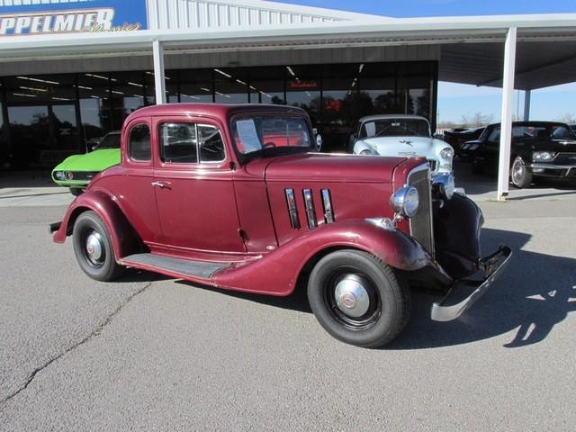 Stupendous 1933 To 1935 Chevrolet Coupe For Sale On Classiccars Com Spiritservingveterans Wood Chair Design Ideas Spiritservingveteransorg