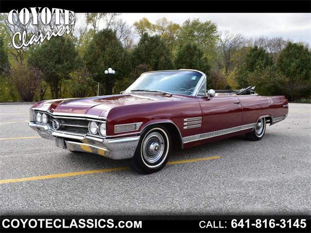 1964 Buick Wildcat (CC-1270847) for sale in Greene, Iowa