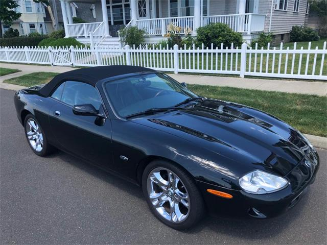 1999 Jaguar XK8 (CC-1270854) for sale in Milford City, Connecticut