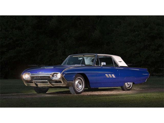 1963 Ford Thunderbird (CC-1270086) for sale in Midlothian, Texas