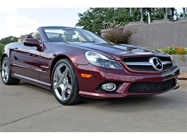 2012 Mercedes-Benz SL-Class (CC-1270866) for sale in Fort Worth, Texas